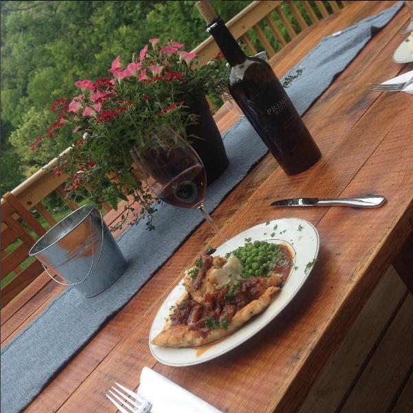 Gourmet Five Course Dinner For Two Lodging Option Kalien Retreat Nashville Tn